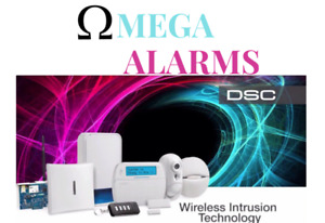 DSC NEO Next Generation Home Alarm Security System