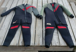 2 Atlan Seal Wet Suits