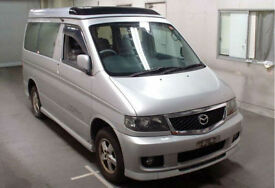 FRESH IMPORT 2004 NEW SHAPE MAZDA BONGO FRIENDEE 2.5 V6 PETROL AUTO FREE TOP
