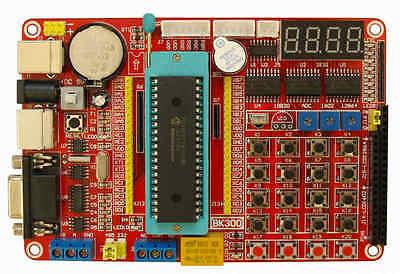 Pic Development Board Kit Microchip Pic16f877a