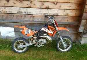 2009 KTM 50