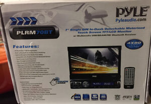 Pyle Car Stereo Brand New 150$