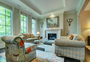 Luxurious Shaughnessy Townhouse.  Private Rooftop & 2 Parking
