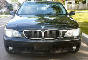 2007 BMW 7-Series 750Li Cold AC\Excellent Condition