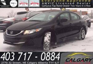 2014 Honda Civic Sedan 4dr Auto LX
