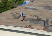 Roof repairs $250 flat rate (up to 21 shingles replaced)