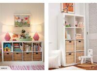 IKEA Shelving unit KALLAX White (tall) book case shelves