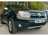 2017 Dacia Duster 1.5 dCi 110 Laureate 5dr 4X4 HATCHBACK Diesel Manual