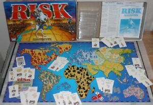 RISK board game classic