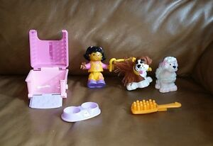 Fisher Price Little People Dog Groomer