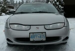 2001 Saturn S-Series coupe Other