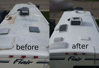 Your RV and trailer resurfacing specialists!!