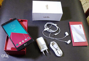 Lg G4 new with box and charger