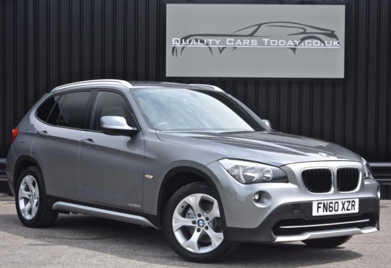 bmw x1 2 0 d diesel xdrive 20d se automatic 4x4 design pack in sheffield south yorkshire. Black Bedroom Furniture Sets. Home Design Ideas