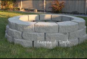 WANTED: Fire Pit or Blocks