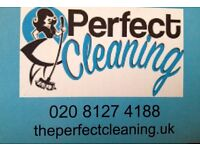The Perfect Cleaning offers the BEST prices and services in London