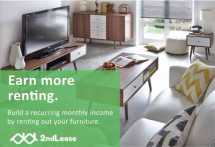 Build a monthly income by leasing out furniture in Bris