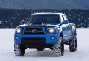 2009 Toyota Tacoma 4x4 TRD Sport Double Cab Long Bed
