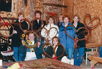 Creative Woven Willow Wreaths or Angels