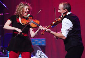 Natalie MacMaster & Donnell Leahy  ***ROW 1***
