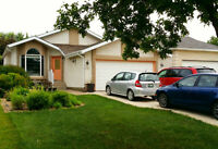 4 Bedroom 3 Bathroom St Vital House Double Attached Garage