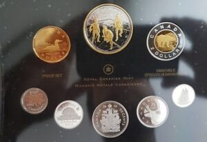 2012 Proof Silver Canada Coin Set - War 1812