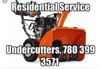 Snow removal Edmonton, Leduc, Beaumont
