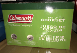 Coleman Family Cook Set
