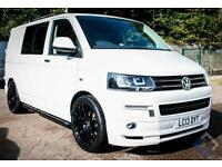 2013 13 VW T5 Transporter T28 TDI 160PS SWB Sportline Pack