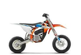 2022 KTM SX-E 5 COMING SOON Motocross Electric SXE5 SX MX Kids
