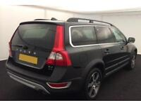VOLVO XC70 2.4 D5 AWD R DESIGN LUX 2.0 SE 2WD G/T SPORT FROM £62 PER WEEK