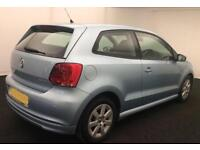 Volkswagen Polo 1.2TDI ( 75ps ) Y Blue Motion FROM £20 PER WEEK.