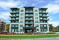 Enjoy luxury condo living located in the heart of Orleans