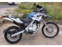 BMW F650GS DAKAR 2005 TWIN SPARK. Fantastic condition only 4200 miles years Mot on collection.