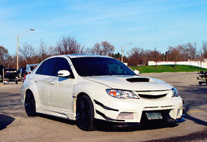 2013 Subaru STi Fully Loaded SPORT TECH 615HP