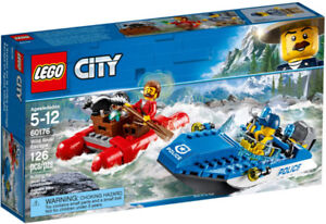SAVE $4 Lego 60150 Wild Water Escape New 2018