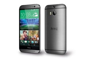 Unlocked HTC One m8 works with Wind /Freedom Only $225.00
