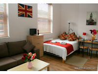 Short Let Large Self Catering studios in London Willesden (#OM3)