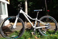 New Women's Mountain Bike