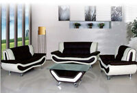 Bonded Leather Sofa Set Only $798.00 Lowest Prices