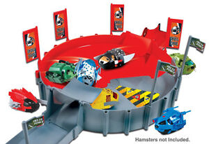 Up To 10  Zhu Zhu Kung Zhu Playsets-Hamsters Included