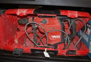 HILTI ROTARY HAMMER DRILL DEMOLITION SDS MAX