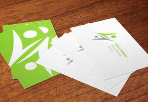 Designing & Custom Printing - Business Cards, Postcards, Flyers