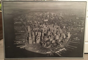 Ikea New York picture and frame