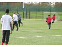 Casual football games Tufnell Park / East Islington area
