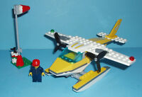 LEGO CITY no 3178, L'HYDRAVION