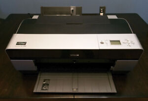 "Epson Stylus Pro 3880 Pro - 17"" Wide Printer - AS IS"