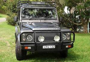 2013 Land Rover Defender Wagon Wangi Wangi Lake Macquarie Area Preview