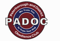 Obedience Classes with Peterborough and District Obedience Club