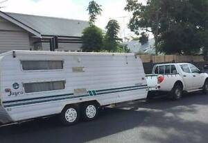 1992 Jayco pop top family caravan - triple bunks - exc. condition Geelong Geelong City Preview